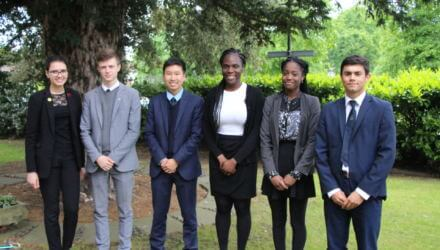Pupil leadership team announced for 2017-18